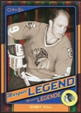 2012/13 Upper Deck O-Pee-Chee Black Rainbow #507 Bobby Hull 98/100