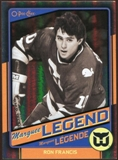 2012/13 Upper Deck O-Pee-Chee Black Rainbow #517 Ron Francis 32/100