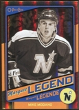 2012/13 Upper Deck O-Pee-Chee Black Rainbow #522 Mike Modano 99/100