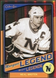 2012/13 Upper Deck O-Pee-Chee Black Rainbow #523 Neal Broten 34/100