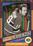 2012/13 Upper Deck O-Pee-Chee Black Rainbow #524 Guy Lafleur 41/100