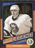 2012/13 Upper Deck O-Pee-Chee Black Rainbow #533 Mike Bossy 47/100
