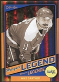 2012/13 Upper Deck O-Pee-Chee Black Rainbow #549 Mike Gartner 6/100