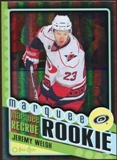 2012/13 Upper Deck O-Pee-Chee Black Rainbow #560 Jeremy Welsh /100
