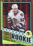 2012/13 Upper Deck O-Pee-Chee Black Rainbow #561 Brandon Bollig /100
