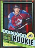2012/13 Upper Deck O-Pee-Chee Black Rainbow #562 Tyson Barrie 75/100