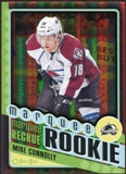 2012/13 Upper Deck O-Pee-Chee Black Rainbow #563 Mike Connolly /100