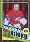 2012/13 Upper Deck O-Pee-Chee Black Rainbow #580 Robert Mayer 32/100