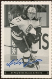 2012/13 Upper Deck O-Pee-Chee Black and White #23 Milan Lucic