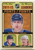 2012/13 Upper Deck O-Pee-Chee League Leaders season points #LLPNT Evgeni Malkin/Steven Stamkos/Claude Giroux