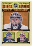 2012/13 Upper Deck O-Pee-Chee League Leaders (shutouts) #LLSO Jonathan Quick//Brian Elliott/Mike Smith