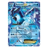 Pokemon Plasma Storm Single Articuno ex 25/135