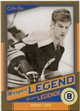 2012/13 Upper Deck O-Pee-Chee Marquee Legends Gold #G1 Bobby Orr