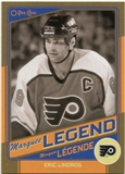 2012/13 Upper Deck O-Pee-Chee Marquee Legends Gold #G8 Eric Lindros