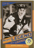 2012/13 Upper Deck O-Pee-Chee Marquee Legends Gold #G9 Mario Lemieux
