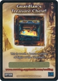 World of Warcraft Single Guardian's Treasure Chest Loot Card