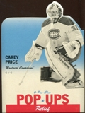 2012/13 Upper Deck O-Pee-Chee Pop Ups #PU27 Carey Price