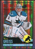2012/13 Upper Deck O-Pee-Chee Rainbow #277 Thomas Greiss