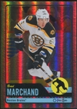 2012/13 Upper Deck O-Pee-Chee Rainbow #281 Brad Marchand