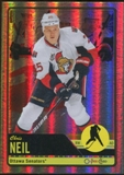 2012/13 Upper Deck O-Pee-Chee Rainbow #427 Chris Neil