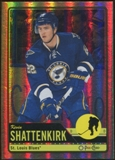 2012/13 Upper Deck O-Pee-Chee Rainbow #451 Kevin Shattenkirk