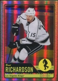 2012/13 Upper Deck O-Pee-Chee Rainbow #488 Brad Richardson