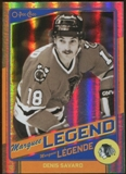 2012/13 Upper Deck O-Pee-Chee Rainbow #508 Denis Savard