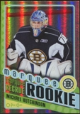 2012/13 Upper Deck O-Pee-Chee Rainbow #556 Michael Hutchinson