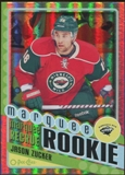 2012/13 Upper Deck O-Pee-Chee Rainbow #576 Jason Zucker