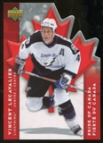 2007/08 McDonald's Upper Deck Pride of Canada #PC4 Vincent Lecavalier