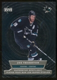 2007/08 McDonald's Upper Deck Superstar Spotlight #SS8 Joe Thornton