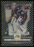 2007/08 McDonald's Upper Deck In the Crease #ICRM Ryan Miller
