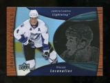 2008/09 McDonald's Upper Deck Profiles #PRO6 Vincent Lecavalier