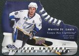 2008/09 McDonald's Upper Deck Speed Skaters #SS1 Martin St. Louis
