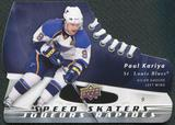2008/09 McDonald's Upper Deck Speed Skaters #SS2 Paul Kariya