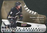 2008/09 McDonald's Upper Deck Speed Skaters #SS3 Teemu Selanne