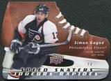 2008/09 McDonald's Upper Deck Speed Skaters #SS7 Simon Gagne