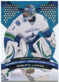 2009/10 McDonald's Upper Deck Goaltending Greats #GG2 Roberto Luongo