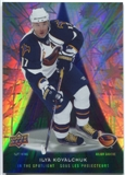 2009/10 McDonald's Upper Deck In the Spotlight #IS5 Ilya Kovalchuk