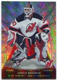 2009/10 McDonald's Upper Deck In the Spotlight #IS7 Martin Brodeur