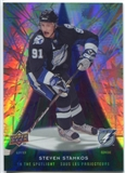 2009/10 McDonald's Upper Deck In the Spotlight #IS8 Steven Stamkos