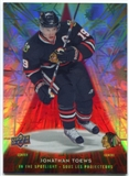 2009/10 McDonald's Upper Deck In the Spotlight #IS9 Jonathan Toews