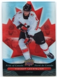 2009/10 McDonald's Upper Deck Pride of Canada #PC2 Vincent Lecavalier