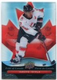 2009/10 McDonald's Upper Deck Pride of Canada #PC3 Jarome Iginla