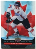 2009/10 McDonald's Upper Deck Pride of Canada #PC5 Mike Richards