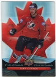 2009/10 McDonald's Upper Deck Pride of Canada #PC9 Jeff Carter