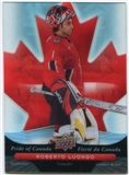 2009/10 McDonald's Upper Deck Pride of Canada #PC14 Roberto Luongo
