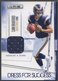 2010 Rookies and Stars #34 Sam Bradford Dress for Success Jersey #120/299