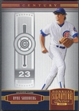 2005 Donruss Signature #35 Ryne Sandberg Century Proofs Gold #18/25