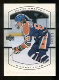 2000 Upper Deck Wayne Gretzky Master Collection US #2 Wayne Gretzky /150